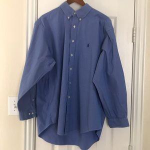 Men's Ralph Lauren Dress button up dress shirt